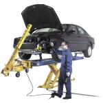 ベンチ式フレーム修正機/CAR-O-LINER MARK6