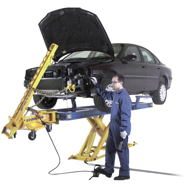 CAR-O-LINER ベンチ式フレーム修正機 ベンチラック/MARK6