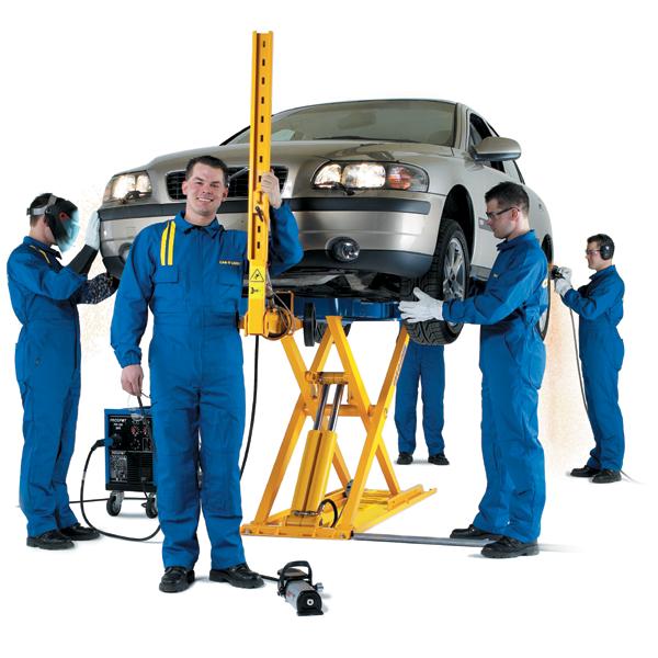 CAR-O-LINER ベンチ式フレーム修正機/SPEED