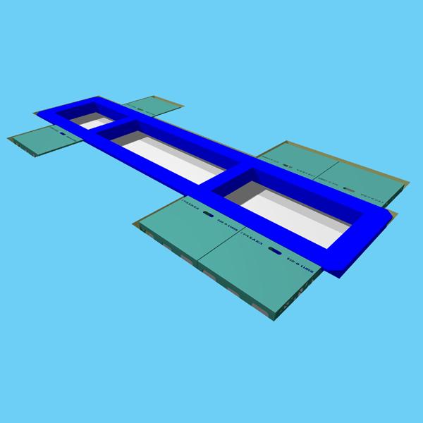 CAR-O-LINER ベンチ式フレーム修正機 ベンチラック/WINGKIT