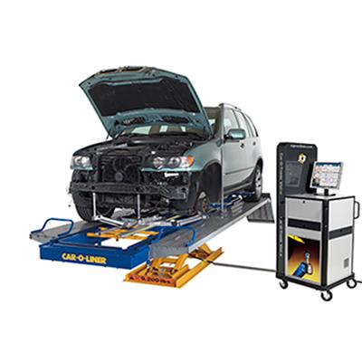 CAR-O-LINER ボディアライメント計測システム/CAR-O-TRONIC Vision2 X2・X3