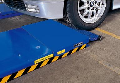 薄型(最低高105mm)なので、2F以上のフロアにも設置可能です。(床上タイプ)