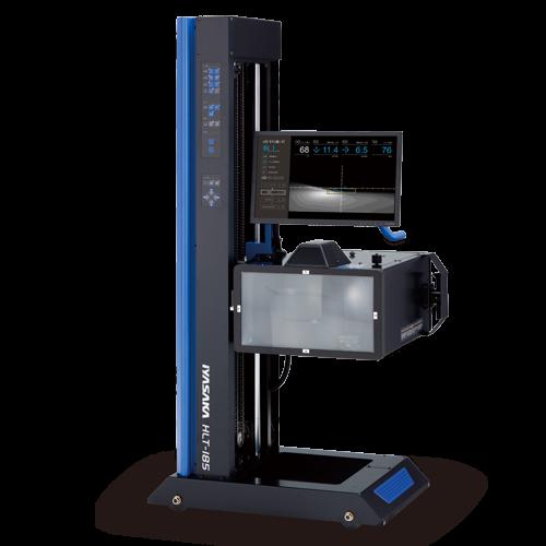 画像処理式ヘッドライトテスタ/HLT-185(手動式)
