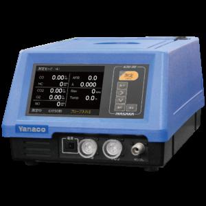 CO・HC・CO2・O2アナライザ/ALTAS-300-3・ALTAS-300-4・ALTAS-300-5