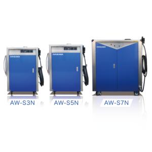 高圧高温洗浄機/AW-S3N・S5N・S7N