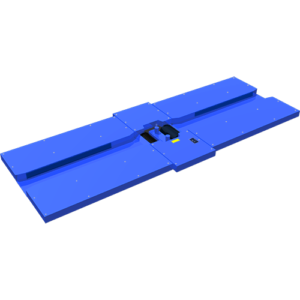 二輪車用ブレーキ・速度計複合試験機/MBS-300